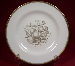 Spode Chatham Fruit Luncheon Plate S No 7 Gold Y5280 Gray - $40.38