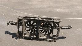 2011-2019 Infiniti M35H M37 M56 Q70 Q70L Radiator Core Support & Fans image 1