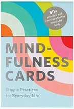 Mindfulness Cards: Simple Practices for Everyday Life [Cards] Gunatillak... - $15.91