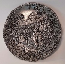 Arthur Court Nature Watch Conservancy Collector's Plate - Signed - 1567 ... - $34.99