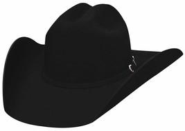 Bullhide Black 2X Cowboy Hat APPALOOSA - $39.99