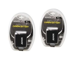 Two 2X Batteries NP-FV70 For Sony HDR-PJ10 HDR-PJ30 HDR-PJ50 HDR-PJ200 HDR-PJ260 - $31.45