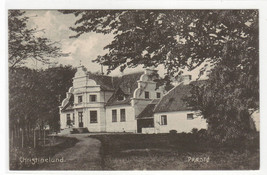Christinelund Præstø Denmark 1910c postcard - $5.94