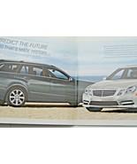 2013 mercedes e 63 amg  e 350 owners sales brochure w212 e class e400 e5... - $22.76