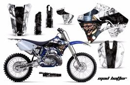 Dirt Bike Graphic Kit Decal Sticker Wrap For Yamaha YZ125 YZ250 96-01 HA... - $168.25
