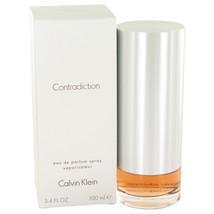 CONTRADICTION by Calvin Klein Eau De Parfum Spray 3.4 oz - $29.95