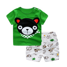 HH Baby boy clothes 2017 baby summer clothing Short sleeved Casual Child... - $15.00