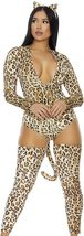 Dont Be Catty Sexy Cat Costume image 1