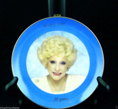 Mary Kay Plate Dream Continues Commemorative Pl... - $42.44
