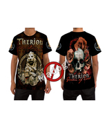 Therion Symphonic Metal Rock Band All Over Print T-Shirt - $57.99+