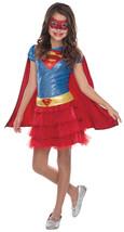 Rubie's Costume DC Superheroes Supergirl Sequin Child Costume, Medium - $74.61