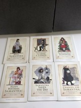 SAMANTHA  American Girl complete series set 1 2 3 4 5 6 paperback book l... - $34.60
