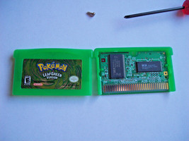 Pokemon LeafGreen Version (Nintendo Game Boy Advance, 2004) AUTHENTIC - $39.99