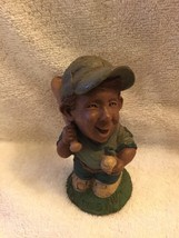 Cairn Studio Lee Sievers No # 5 Baseball Softball Figurine - $19.79
