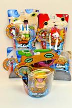 Yokai Watch Yo-Kai Toy Figure Medal Noko Komasan Whisper Jibanyan Tattletell Lot - $17.82