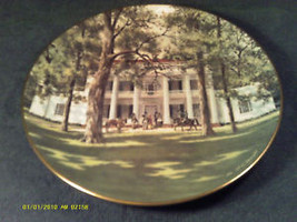 """(P1) 10 1/2"""" COLLECTOR PLATE """"HERMITAGE"""" 1974 - $23.46"""