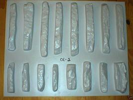 Ledgestone Supply Kit +86 Molds, Stone Veneer for Pennies - Free Next Day Ship image 8