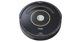 iRobot Roomba 650 Automatic Vacuum Cleaner Robot, Dock,See Description - $167.37