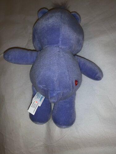 """10"""" Daydream Care Bear Plush Stuffed Animal 2004 Galaxy Heart Stars Tummy GUC"""