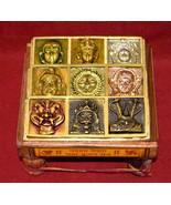 Navgraha Devta Pujan Yantra Chowki - $90.00
