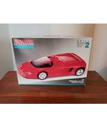 Monogram 1:24 Pininfarina Mythos Ferrari Model Kit # 2955 New in Open Box - $12.97