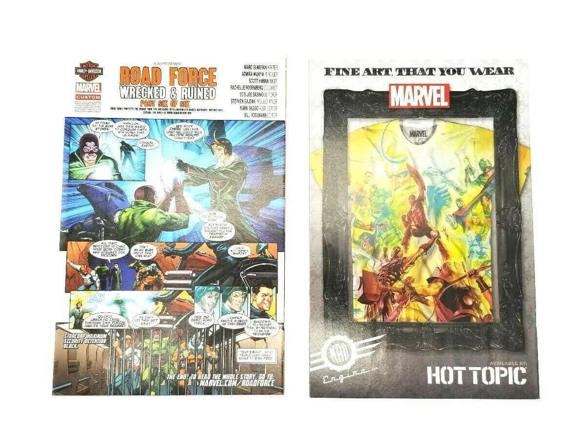 AXIS Hobgoblin #1 & #2 December 2014 Marvel Comics Book First Print Shinick