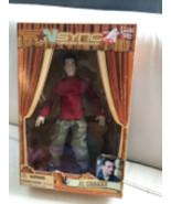 2000 NSYNC JC Chasez Doll  Nrfb - $49.79