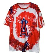 Los Angeles Anaheim Angels Tie Dye T Shirt  Stand Out With This Shirt - $8.91