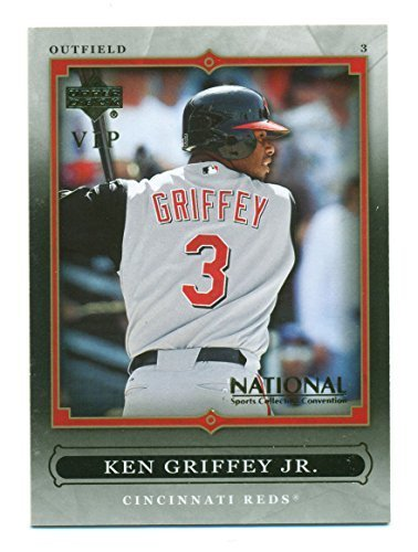 2007 Upper Deck Ken Griffey Jr. VIP Promo National Sports Convention #VIP-2 Reds