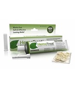 Hemorrhoid Treatment Cream FDA Listed - HemoTreat 1 Oz Tube with Interna... - $16.53