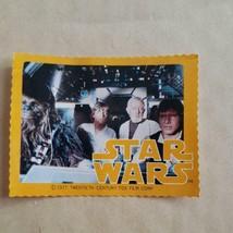 1978 Meiji Star Wars Han Solo Chewbacca Chocolate Bonus Seal vintage Rare - $97.80