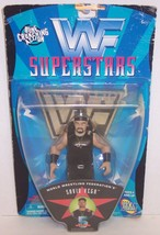 "New! 1997 Jakk's Pacific WWF Superstars ""Savio Vega"" Action Figure WWE [... - $14.84"