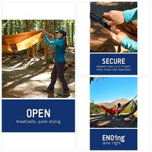 ENO - Eagles Nest Outfitters SingleNest Hammock, Portable Hammock for On... - $90.94