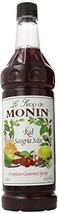Monin Red Sangria Mix, 48-Ounce Packages Pack of 4 - $73.32