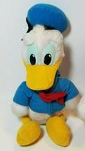 "Vintage Donald Duck Walt Disneyland Disneyworld 10"" Plush Stuffed Animal... - $13.81"