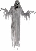 "Hanging Phantom Animated Prop Lifesize 72"" Halloween Haunted House MR123110 - $52.99"