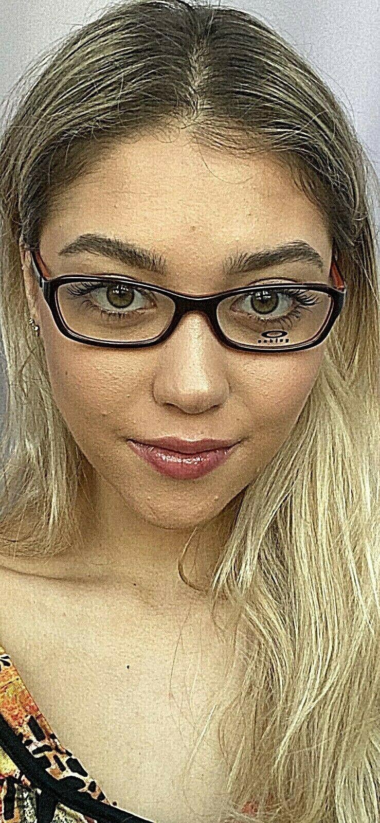 New OAKLEY OX1086-0352 52mm Women's Eyeglasses Frame  - $99.99