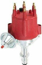 Pro Series R2R Distributor for 140 145 164 Chevy Corvair Flat 6 Engine Red Cap image 2