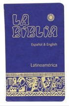 Biblia Bilingue- English Spanish Español bilingual Bible -Faux Leather -... - $36.95