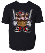Ice Cream Ninja t shirt martial art samurai s-3xl - $14.42+