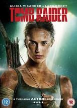 Tomb Raider DVD - $18.00