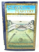 Slaves of the Mastery (The Wind on Fire, Book 2) Nicholson, William Hard... - $6.49