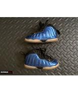 Nike Little Posite One TD University Blue Foamposite 898060-500 Size 6C ... - $39.59