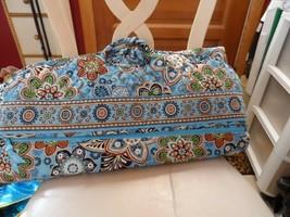 Vera Bradley Bali Blue Garment bag  - $93.00