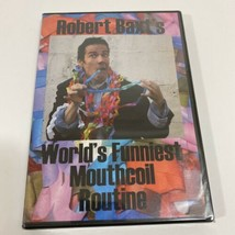 World's Funniest Mouthcoil Routine by Robert Baxt DVD Magic Trick Illusi... - $28.00