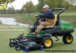 "Greens Brush Golf Course 64"" Triplex Mounted  - $4,383.00"
