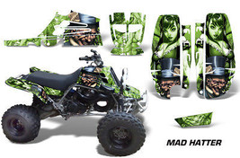 ATV Decal Graphics Kit Quad Wrap For Yamaha Banshee Full Bore 87-05 HATTER G G - $169.95
