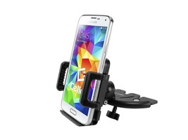 CD Player Expanding Arms Phone Mount fits Samsung J3 Star, Achieve - $19.99