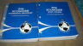 1996 FORD ECONOLINE E SERIES VAN Service Repair Shop Manual Set OEM FACT... - $89.05