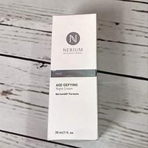 Nerium AD Age Defying NIGHT Cream (1 Ounce) - NIB - 04/2022 - FRESH!  - $39.00